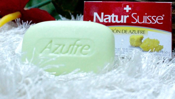 Jabón de Azufre /Sulfur Soap - Tropical Edge